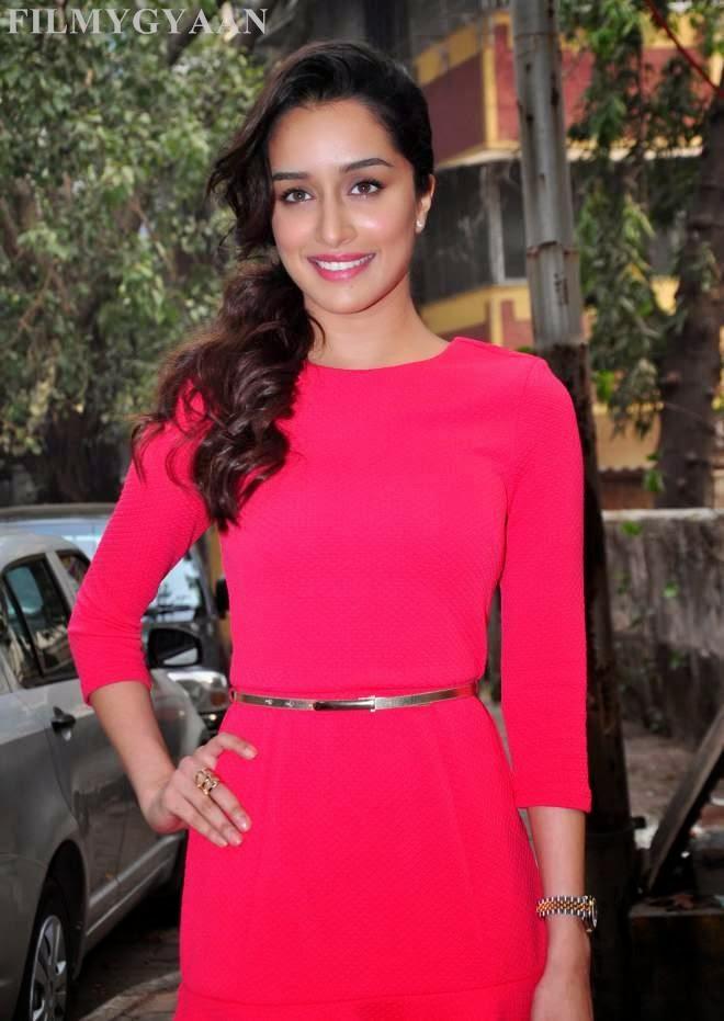 Shraddha Kapoor At Lakme Lip Love Care Launch Photos