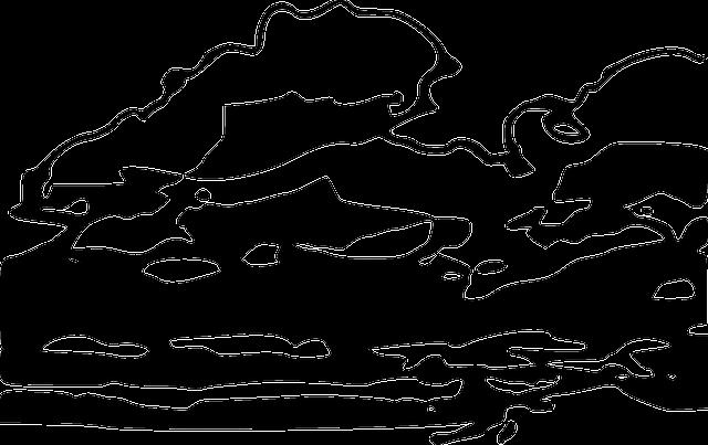 significado carta nuvens lenormand