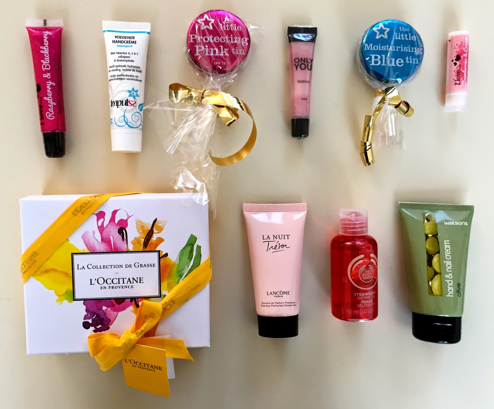 Watch Friday Treat Competition Win L'Occitane Beauty Products Worth 64 video