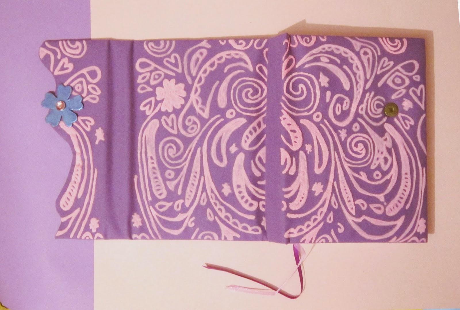Как своими руками сделать дневник как у виолетты 5