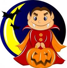 Dracula infantil de halloween