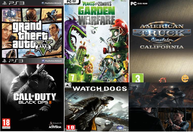 FREE DOWNLOAD DVD GAMES