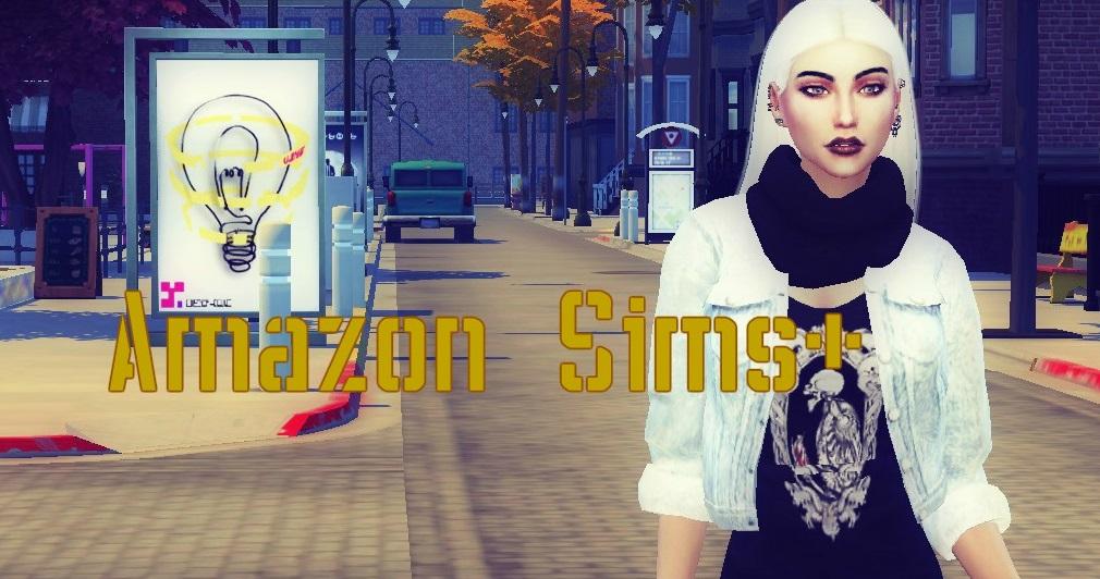 Amazon Sims +