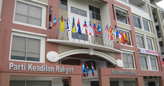 ibu pejabat PKR, Tropicana