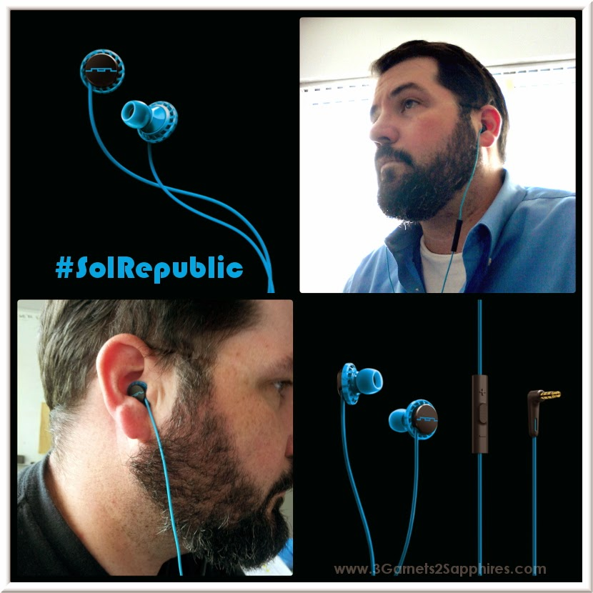 SOL Republic Relays in-ear headphones  |  www.3Garnets2Sapphires.com