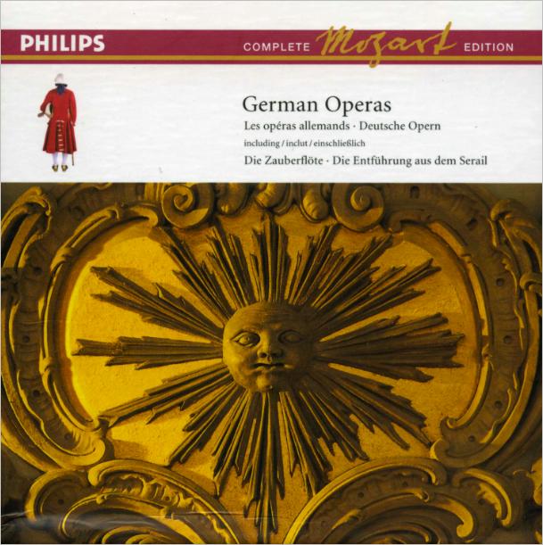 Complete Mozart Edition · German Operas · (Vol. 16 · 11 CDs)