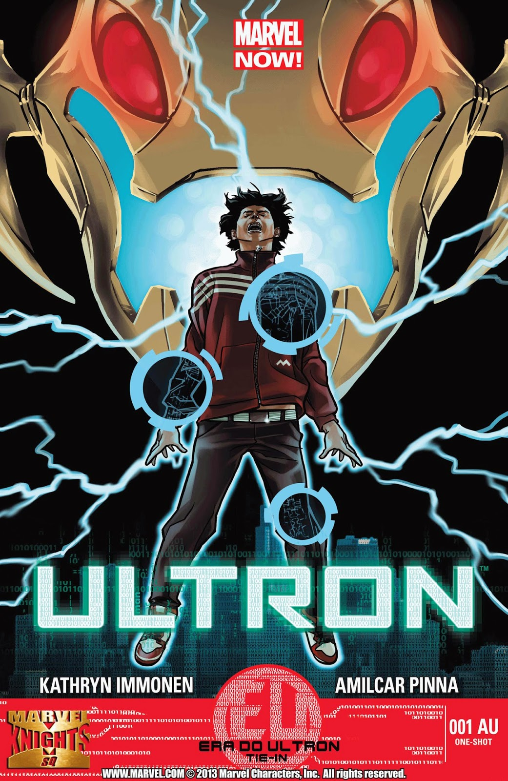 Nova Marvel! Ultron #1 EU