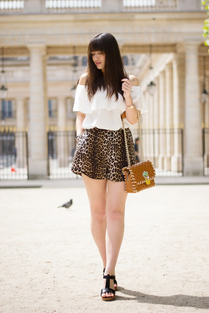 Blogger a paris