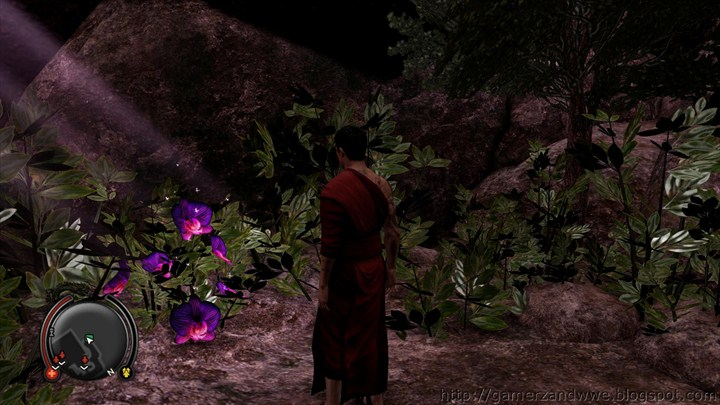 Wei Shen finds the Orchids dressed as a monk