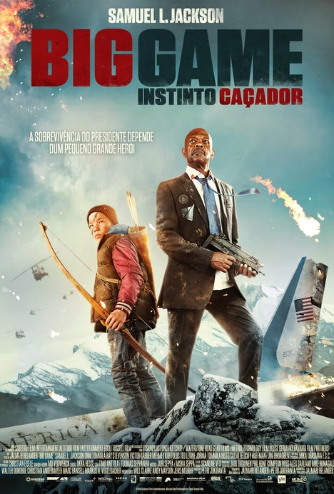 Big Game – Instinto Caçador