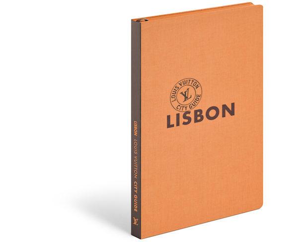 Lisboa dentro de um livro