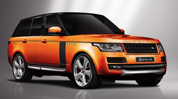 Hofele-Design 2013 Range Rover Preview