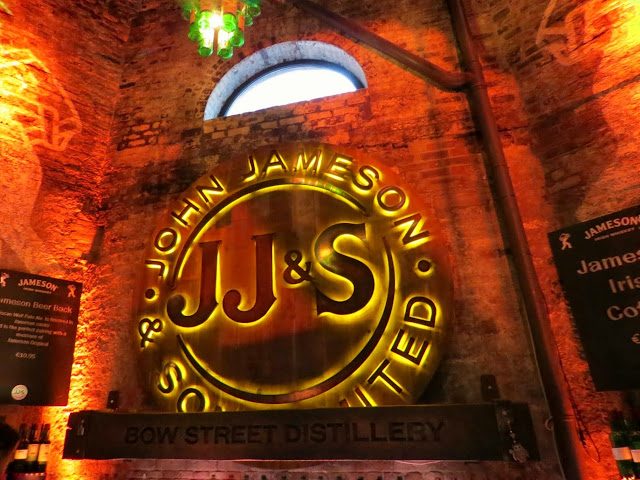 Old Jameson Distillery - Bow Street