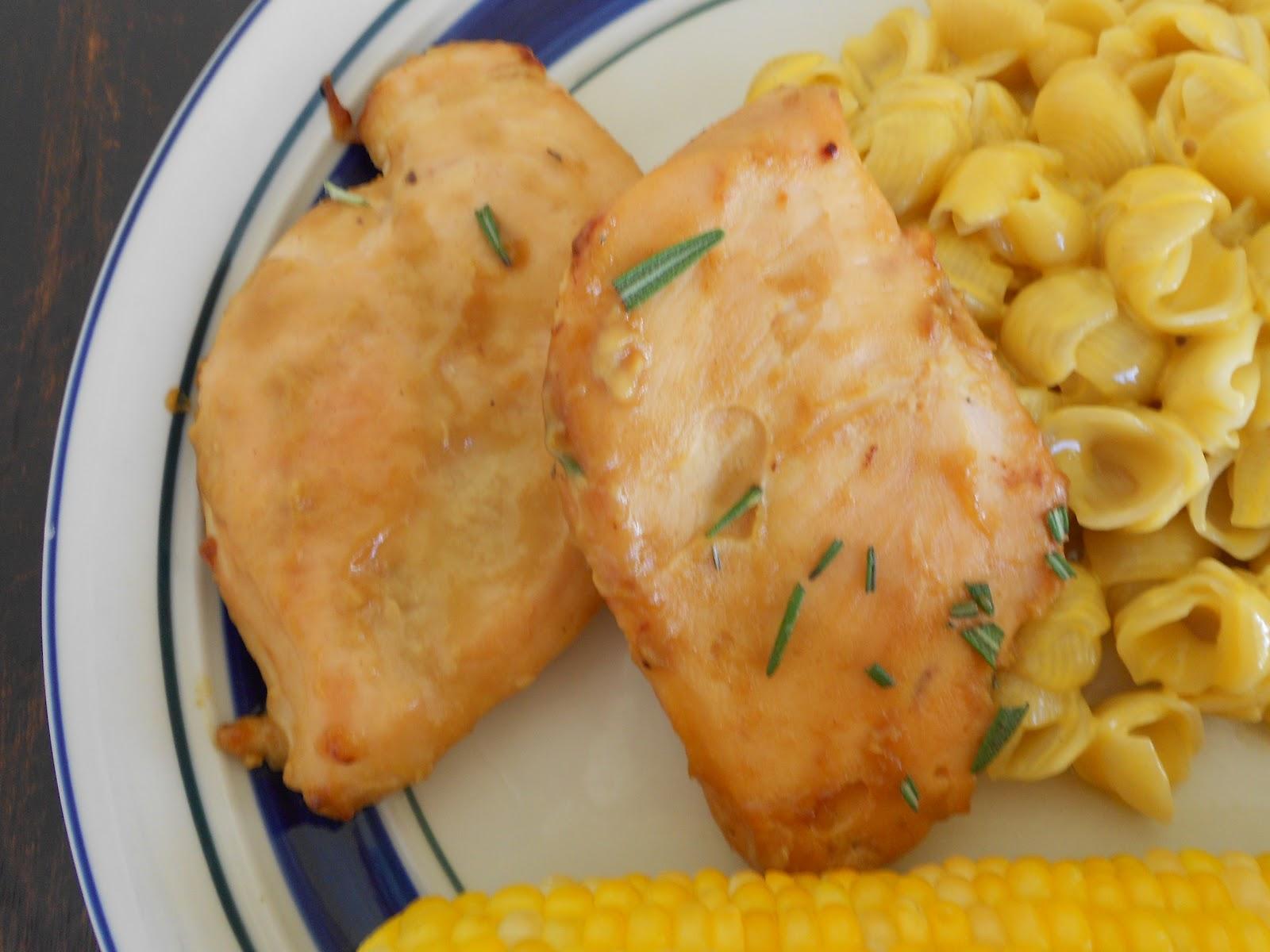 The Pub and Grub Forum: Maple Dijon Chicken Breasts