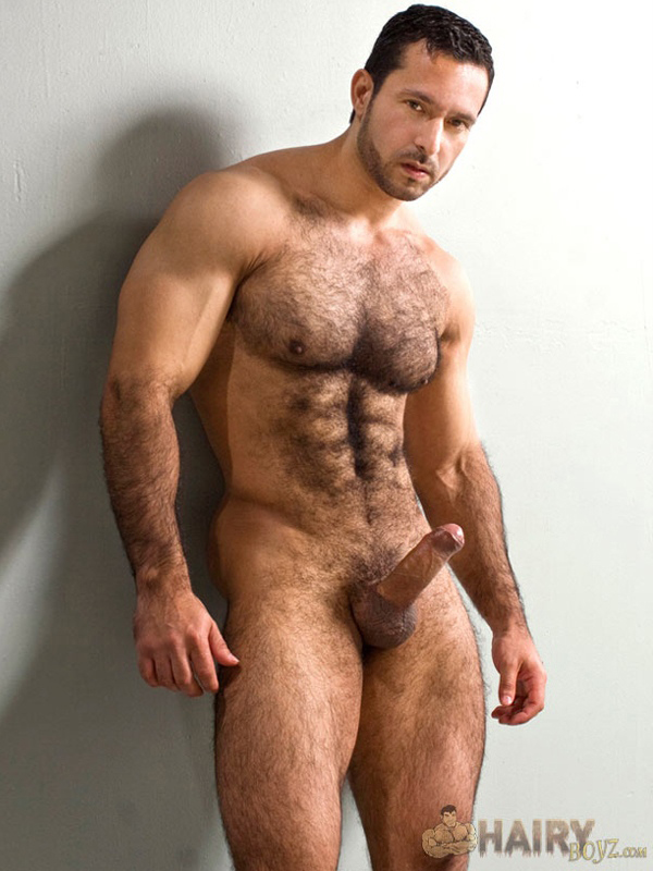 Hairy and horny