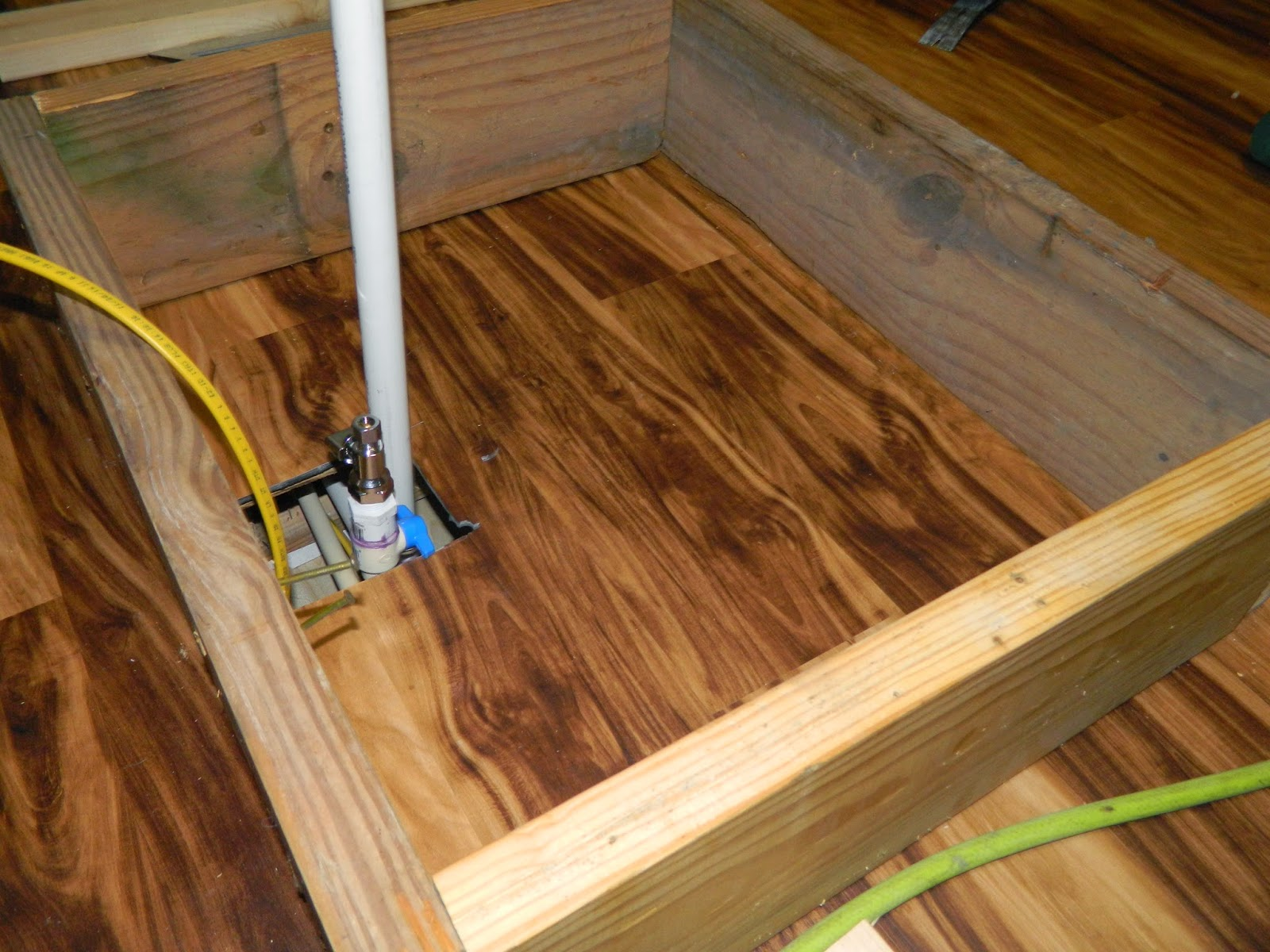 Countertop Dishwasher Craigslist : Dirty hands, Beautiful life: DIY: Butcher block island with dishwasher