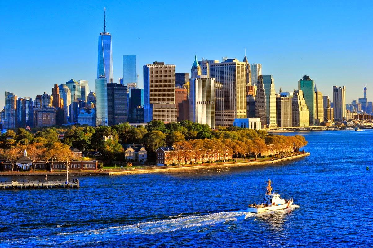york city skyline day - photo #13