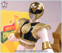 Imaginext Power Rangers White Ranger Tigerzord 戦隊シリーズ sentai ダイレンジャー