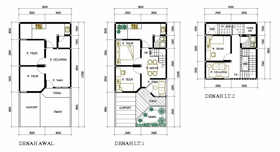 gambar rumah minimalis type 36 1 lantai