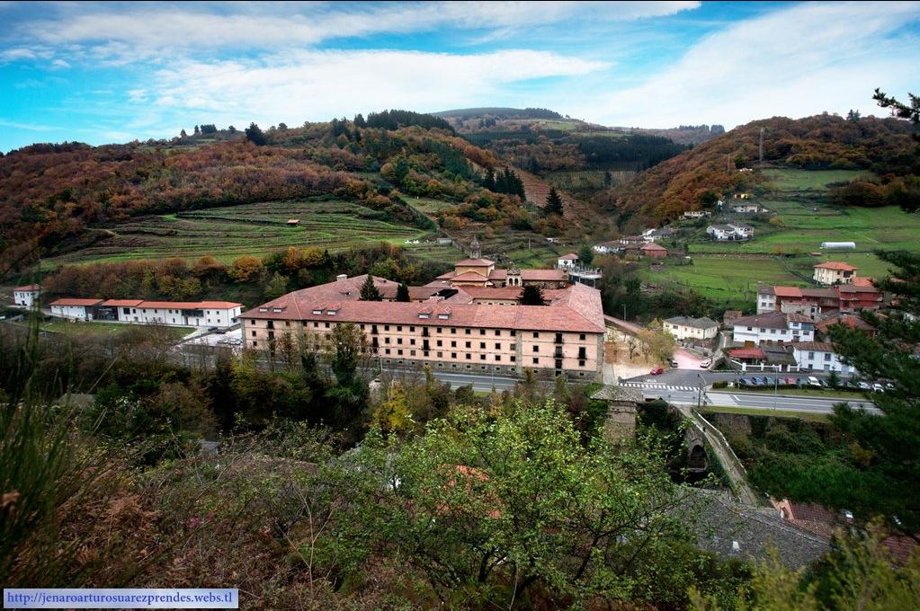 Asturias occidental comarca cangas del narcea asturias - Parador de cangas de narcea ...