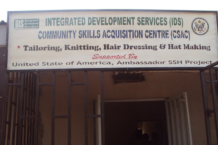 Official Commissioning IDS Skills Acquisition by US Ambassador to Nigeria
