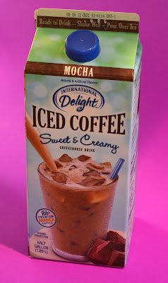 Mocha, Iced, Coffee, International Delight