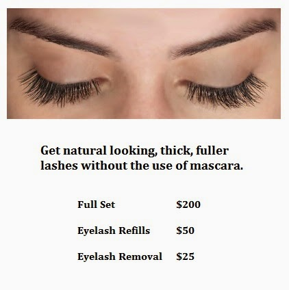 Eyelash Extensions Fort Worth