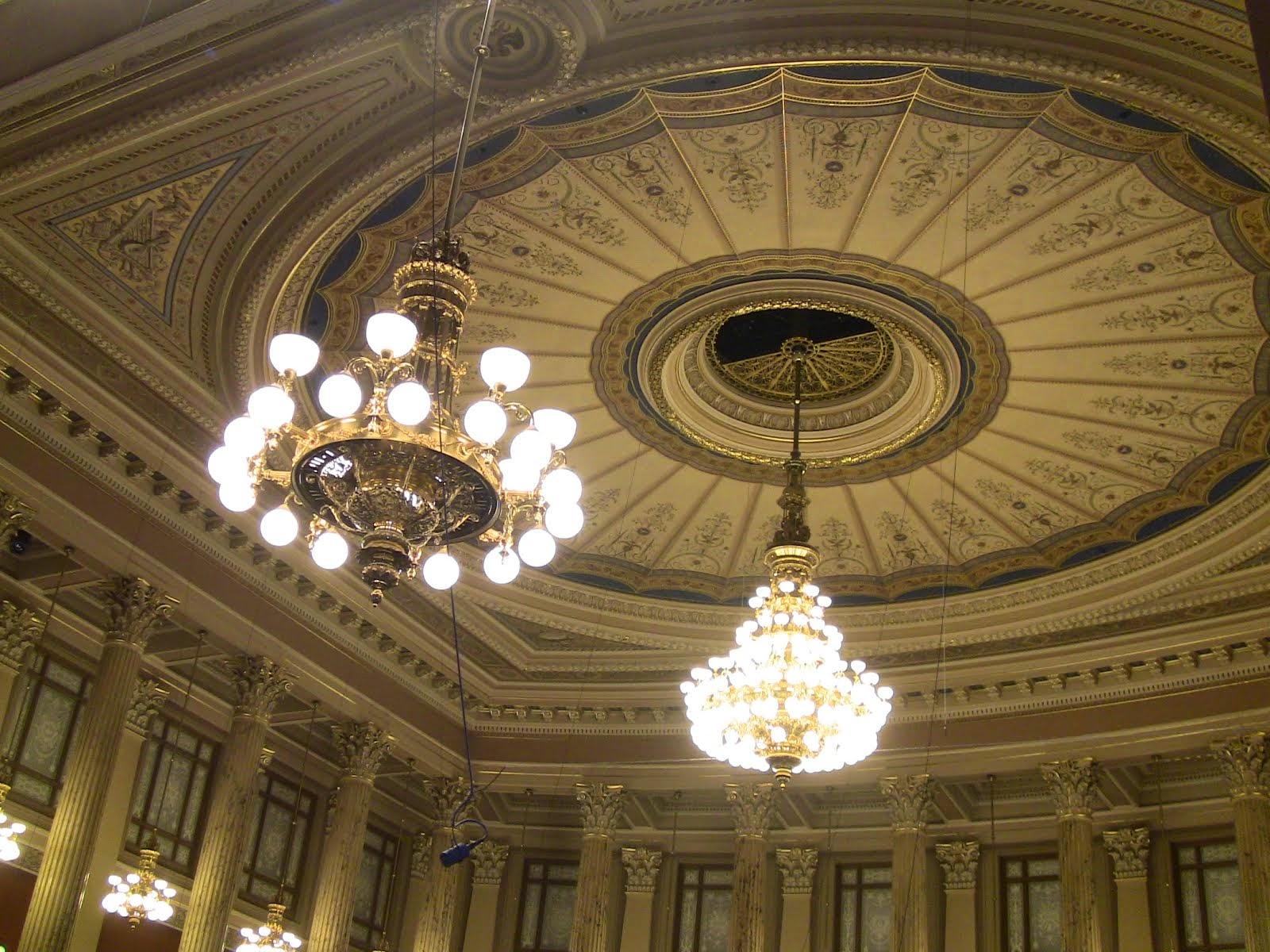 la salle Dvorak à l'acoustique exceptionnelle