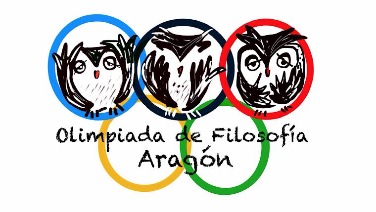 Olimpiada de Filosofía. Aragón