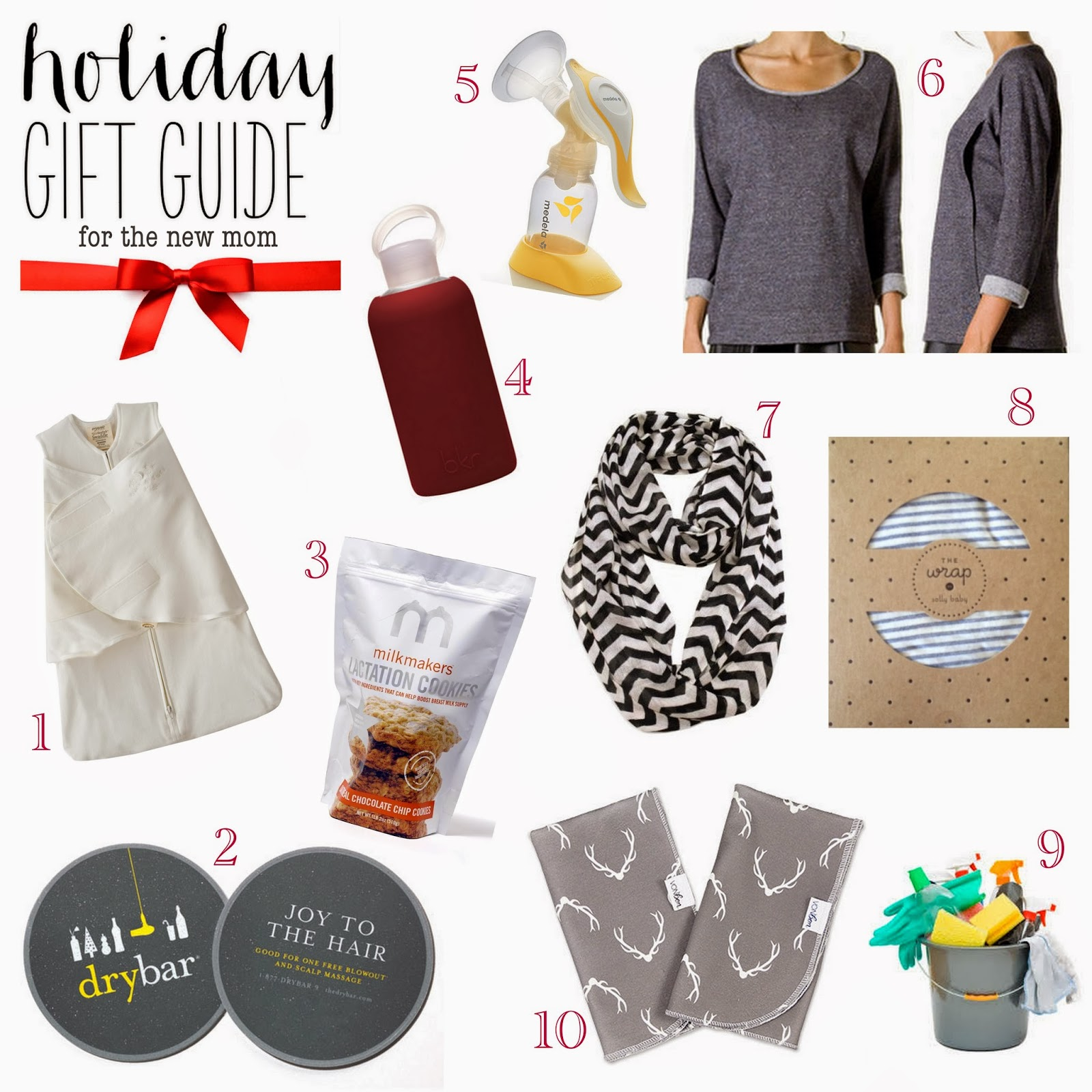 A LITTLE BIT OF LACQUER: Gift Guide Week: The New mom
