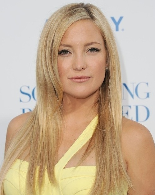 long straight hair style images