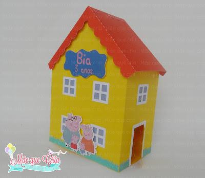 Casa da Peppa