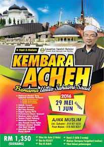KEMBARA ACHEH MAC 2013