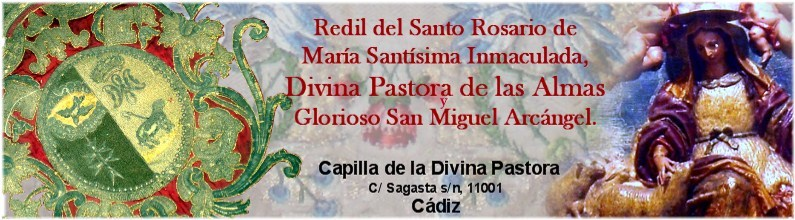 Redil del Santo Rosario de la Inmaculada Divina Pastora de las Almas.