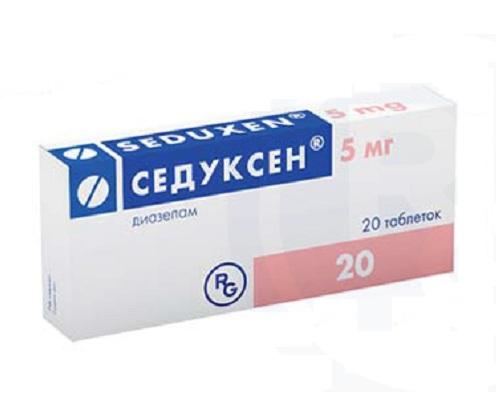 Diazepam zonder recept