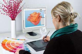 Kerja Freelance Graphic Designer