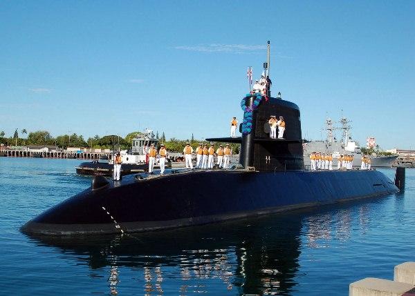 Kapal selam Jepang