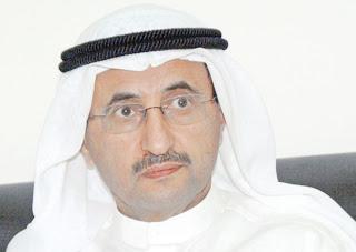 قصيدة الوزير والنائب السابق مشاري العنجري في ازمة سوق المناخ في توك شوك 14-5-2012