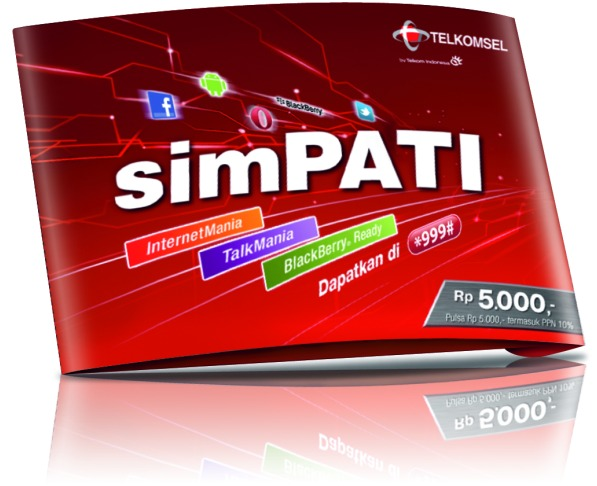 Download image Daftar Telkomsel Flash Unlimited Simpati PC, Android ...