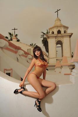 Gabriela Villalobos Lizarraga Gabriela Villalobos Lizarraga, espectacular modelo!!
