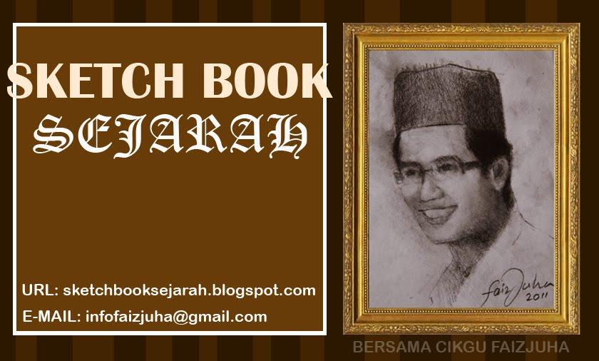 SKETCH BOOK SEJARAH