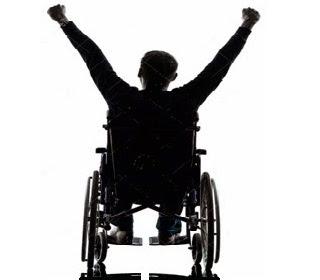 Il ragazzo sulla sedia a rotelle