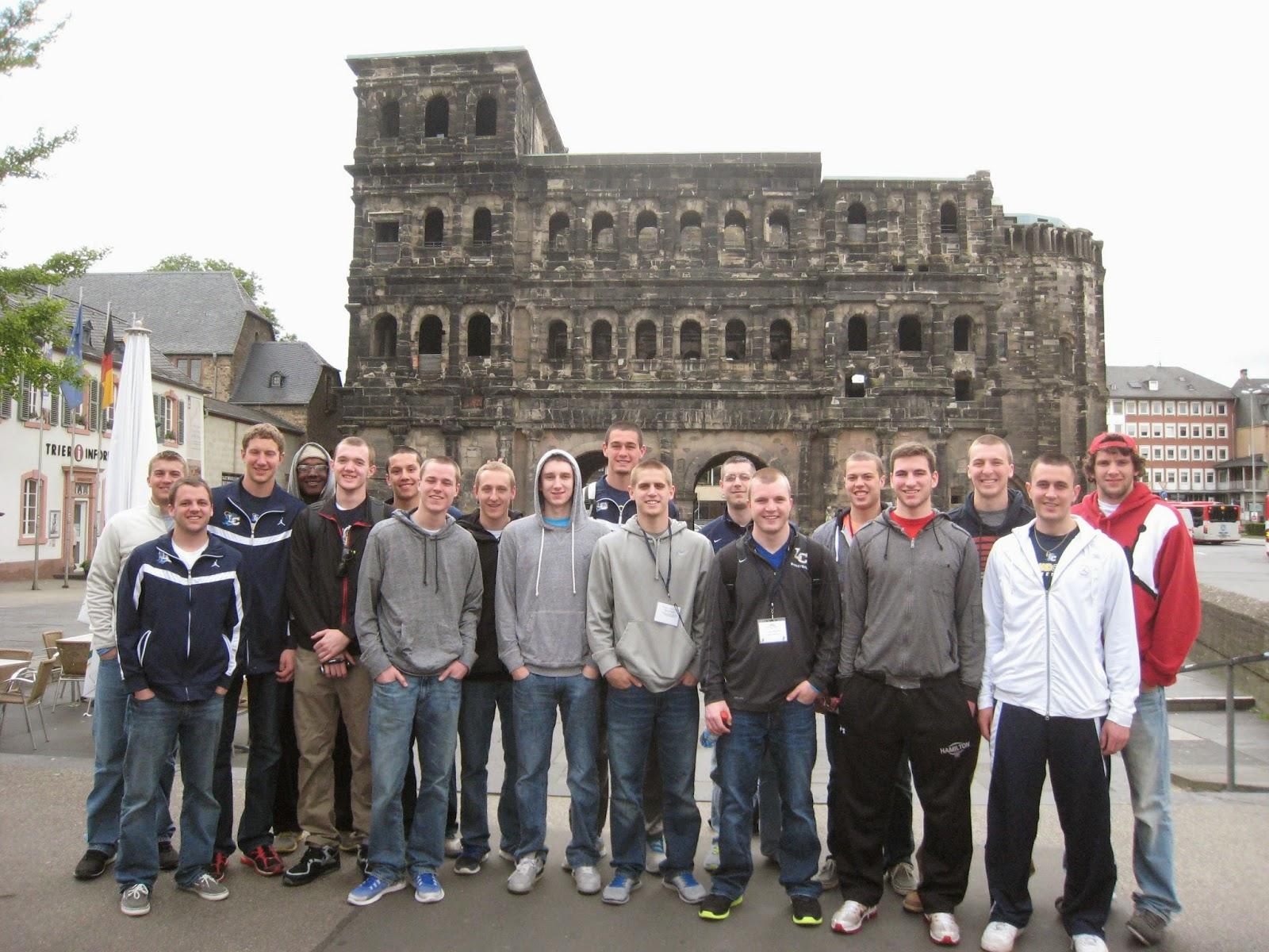 Lakeland Men's Basketball European Trip Blog: Day three: A ...