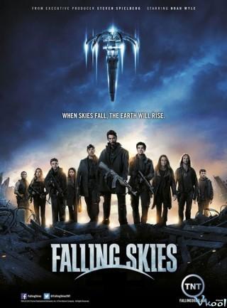 Bầu trời sụp đổ 5 | Aliens Tấn Công Trái Đất Phần 5 - Falling Skies Season 5