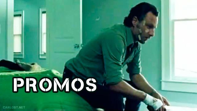 The Walking Dead 5x16 Conquer - Season Finale (Promos + Sneak Peeks)