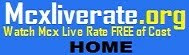 Mcx live rate