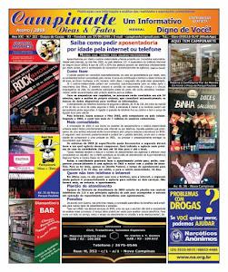 Campinarte Dicas e Fatos / Edição 252 / Ago.. 2018