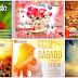 Feliz Sábado - Bonitas tarjetas cristianas con mensajes frases y textos bíblicos para Meditar.