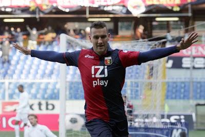 Genoa Lazio 3-2 highlights