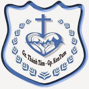LOGO giáo xứ Thánh Tâm